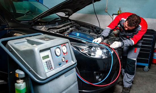 Заправка и ремонт Кондиционера авто