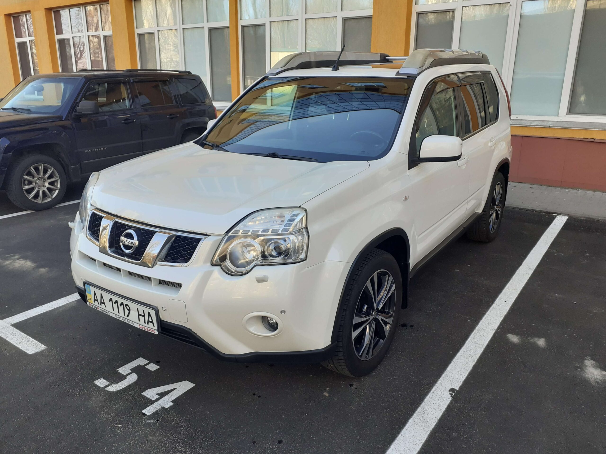 Nissan X-Trail 2.0 AT Image