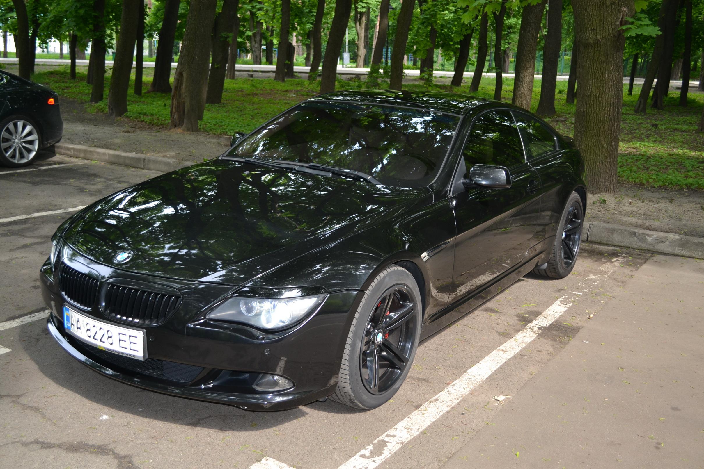 BMW 645 Image